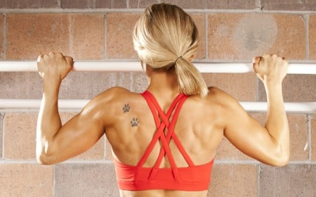 Back And Shoulder Workout Routine For Women  Muscle