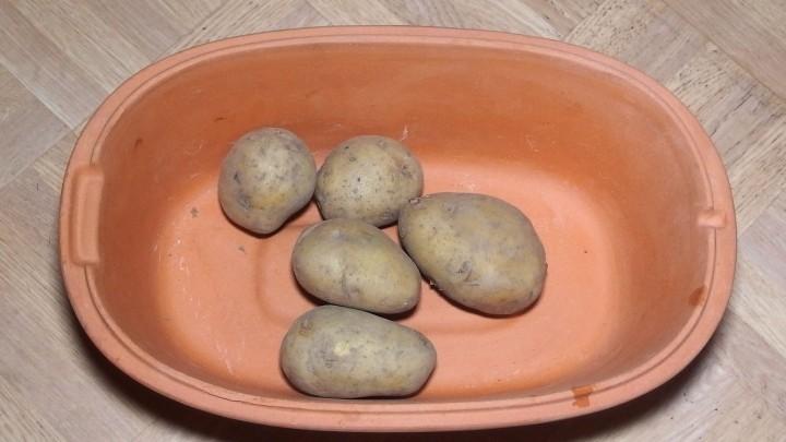 Kartoffeln Kochen Mit Schale Kartoffeln Mit Schale Minuten In Salzwasser Kochen Und Abkhlen
