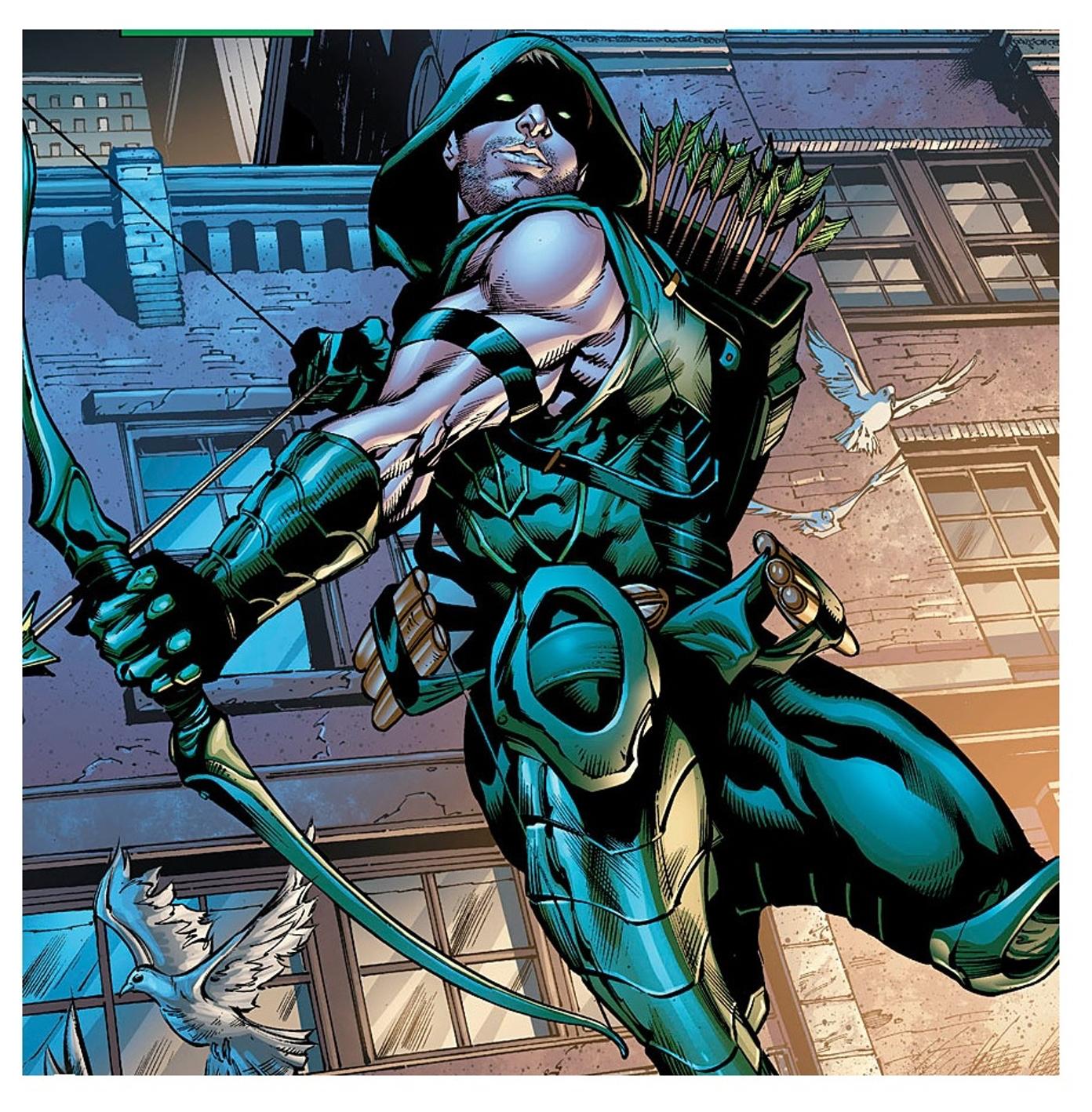 25 weird superhero weapons