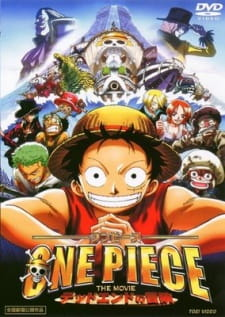 One Piece Movie 04: Dead End no Bouken Subtitle Indonesia