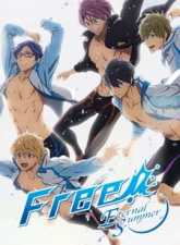 Free!: Eternal Summer Subtitle Indonesia