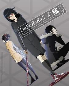 Durarara!!x2 Ten Subtitle Indonesia