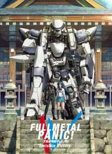 Full Metal Panic! Invisible Victory BD Subtitle Indonesia
