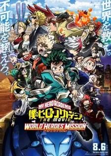 Boku no Hero Academia the Movie 3: World Heroes' Mission