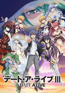 Date A Live S3 Subtitle Indonesia