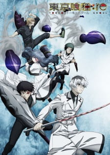 Tokyo Ghoul:re Subtitle Indonesia