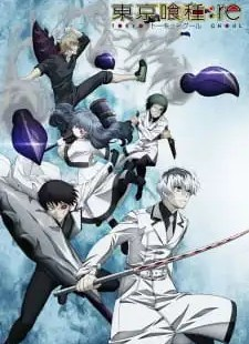 Tokyo Ghoul:re Batch Sub Indo