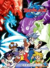 Bakuten Shoot Beyblade Subtitle Indonesia
