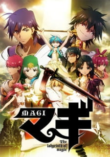 Magi: The Labyrinth of Magic Subtitle Indonesia