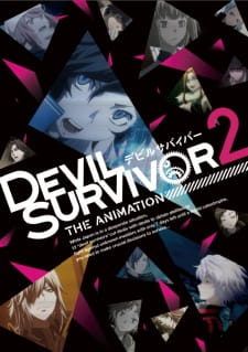 Devil Survivor 2 The Animation Subtitle Indonesia