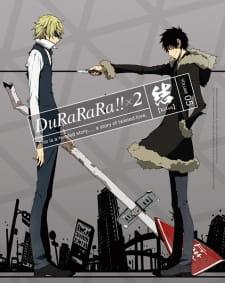 Durarara!!x2 Ketsu Subtitle Indonesia