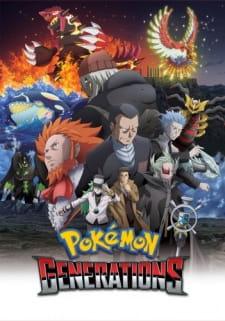 Pokemon Generations Batch Sub Indo