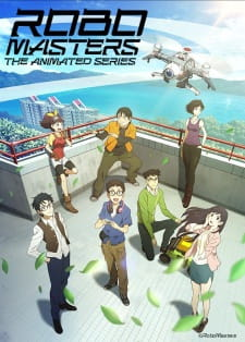 RoboMasters the Animated Series Subtitle Indonesia