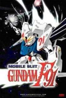 Image result for Mobile Suit Gundam F91 myanimelist