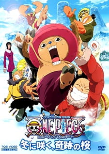 One Piece Movie 09: Episode of Chopper Plus – Fuyu ni Saku, Kiseki no Sakura Subtitle Indonesia