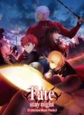 Fate/stay night: Unlimited Blade Works Subtitle Indonesia