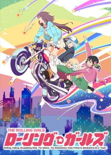 Rolling☆Girls Subtitle Indonesia