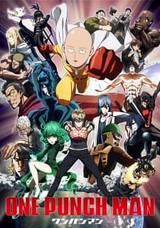 One Punch Man Subtitle Indonesia