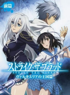 Strike the Blood: Valkyria no Oukoku-hen Subtitle Indonesia