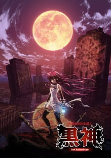 Kurokami The Animation Subtitle Indonesia