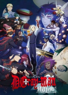 D.Gray-man Hallow Subtitle Indonesia