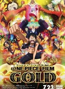 One Piece Film: Gold Subtitle Indonesia