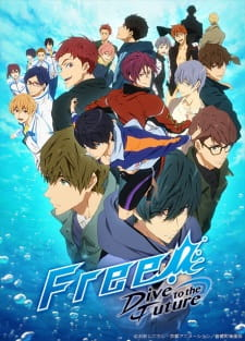 Free!: Dive to the Future Subtitle Indonesia