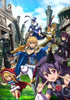Hangyakusei Million Arthur Season 2 Subtitle Indonesia