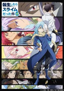 Tensei shitara Slime Datta Ken Season 2 Subtitle Indonesia