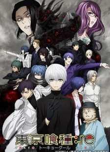 Tokyo Ghoul:re 2nd Season Batch Sub Indo