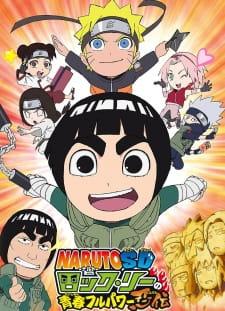 Naruto SD Rock Lee no Seishun Full Power Ninden Subtitle Indonesia