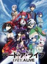 Date A Live S1 Subtitle Indonesia