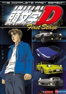 Initial D First Stage Subtitle Indonesia