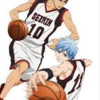 Kuroko no Basket 3rd Season NG-shuu (Completo)