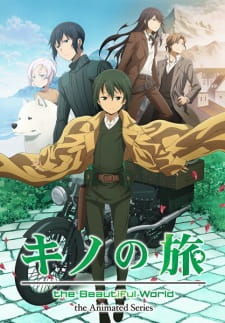 Kino no Tabi: The Beautiful World – The Animated Series Subtitle Indonesia
