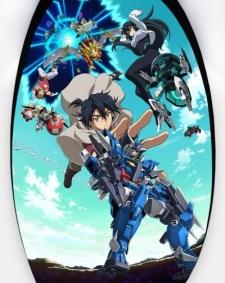 Gundam Build Divers Re:Rise Subtitle Indonesia