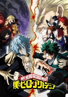 Boku no Hero Academia Season 3 Subtitle Indonesia