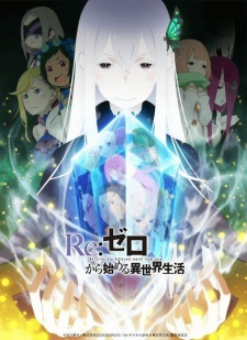 Re Zero Watch Order : watch, order, Re:Zero, Hajimeru, Isekai, Seikatsu, Season, MyAnimeList.net
