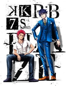 K: Seven Stories Movie 1 – R:B – Blaze Subtitle Indonesia