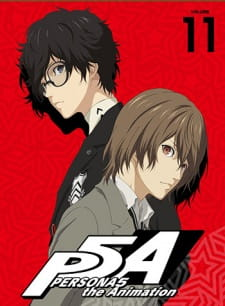 Persona 5 the Animation: Dark Sun… Subtitle Indonesia
