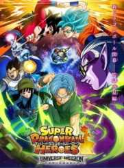 Dragon Ball Heroes Episode 019 Sub Indo Subtitle Indonesia