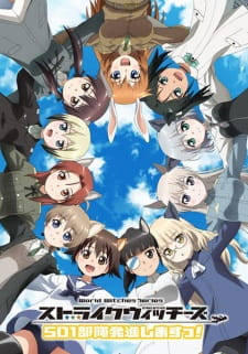 Strike Witches: 501 Butai Hasshin Shimasu! Subtitle Indonesia