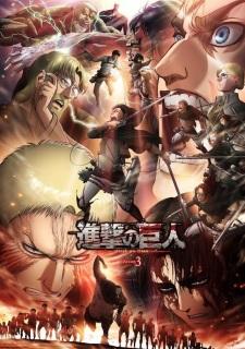 Shingeki no Kyojin 3 - Shingeki No Kyojin (Attaque Des Titans)...