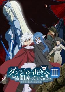 Dungeon ni Deai wo Motomeru no wa Machigatteiru Darou ka III