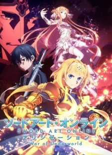 Sword Art Online: Alicization – War of Underworld Sub Indo