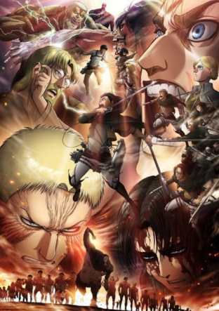 Image result for Shingeki no Kyojin Season 3 Part 2