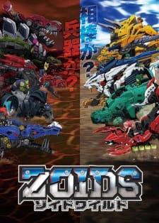 Zoids Wild Subtitle Indonesia