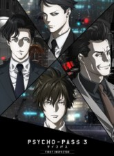 Psycho-Pass 3: First Inspector Subtitle Indonesia
