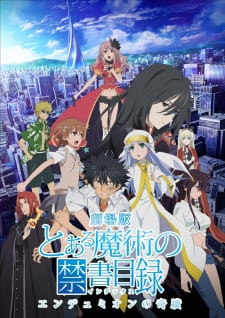 Toaru Majutsu no Index Movie: Endymion no Kiseki Subtitle Indonesia