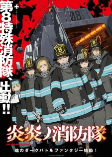 Fire Force Episode 4 Sub Indo Subtitle Indonesia